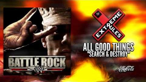 "WWE Extreme Rules 2014 - ""Search & Destroy"" - Official Theme Song-0"