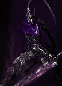 Thanatos humanform