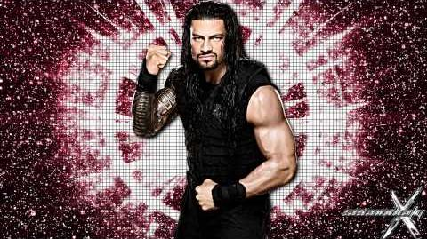 """WWE """"Army of the Dead"""" ► Roman Reigns 1st Theme Song"""