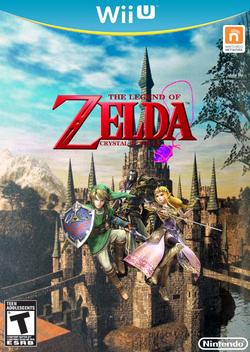 Zelda CoS Boxart