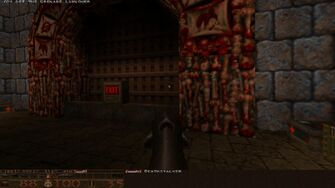 E2M7 - the Underearth (Deathmatch)