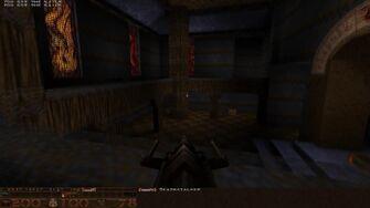 E2M5 - the Wizard's Manse (Deathmatch)