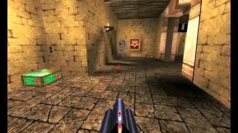 Quake 1 Dissolution Of Eternity - Episode 2 (The Corridors Of Time) - Map 1 (Tempus Fugit) P2