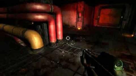 Quake 4 - Level 01 General, part 2