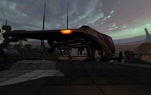 Flyers Drop landing