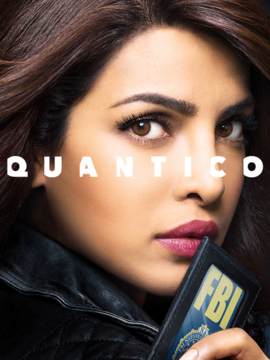 Quantico season 1 poster