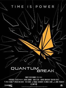 Quantum Break Theatrical Poster