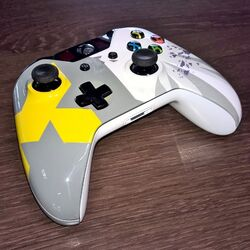 Quantum Break (Custom Controller)