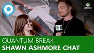 Shawn Ashmore Interview - Talking All Things Quantum Break Xbox On