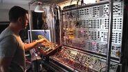 Petri Alanko on composing for Quantum Break with Roland AIRA System-1M