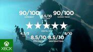 Quantum Break Accolades Trailer