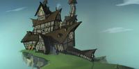 Quadwrangle Manor