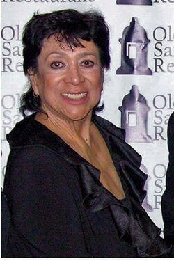 Liz Torres 2013
