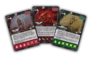 QuarriorsPromo Cards