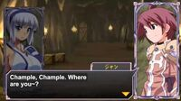 Queen's Gate Spiral Chaos Freetalks Translation Mina Majikina (2 of 2) ( kiss scene)