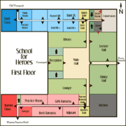 Map schoolfloor1