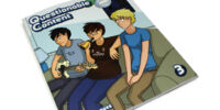 Questionable Content Volume 3