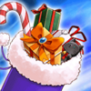 Christmas Present (Blue) Icon