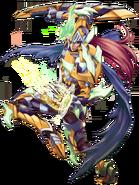 Gaius the Knight (Heavenly Lightning) transparent