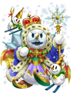 King Roger (King of Ice Storms) transparent