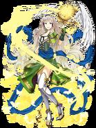 Claris Luna (Goddess of the Full Moon) transparent