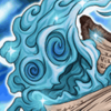 Wizard Book (Arctic Wind) Icon