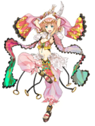 Cynthia Starlight (Wizard of Holy Lightning) transparent