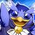 Step Penguin (Indigo) Icon