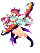 Laila (The Jasper Archer) transparent