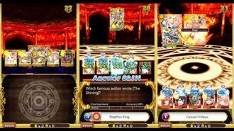 Quiz RPG - Triple Gauntlet 2015.08.18 Edition ☆ (0-crystal run)