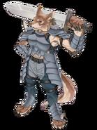 Wildwolf transparent
