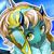 Blue Demon Icon