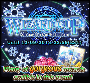 Wizard Cup - Snowflake Edition