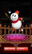 Snowman (Red) Full