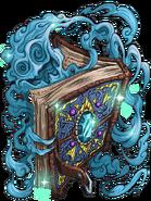 Wizard Book (Arctic Wind) transparent