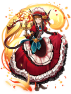 Amy Carol (Fire Maid) transparent