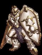 Steel Knight Duke transparent