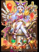 Yuniko Landhire (Wizard Engineer) transparent