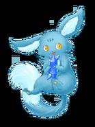 Elite Frost Rabbit transparent