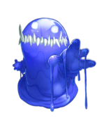 Float Slime transparent