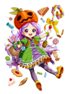 Puff (The sweets spirit) transparent