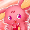 Elite Flame Rabbit Icon