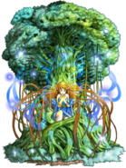 Yugdracil (Tree of the Ocean) transparent