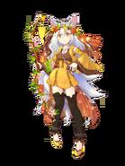 Artemisia (Priestess of the Holy Arrow) transparent