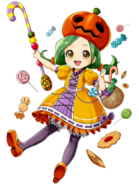 Puff (The candy spirit) transparent
