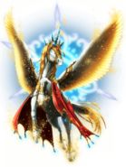 Pegasus Lord (Divine Wing of the Gods) transparent