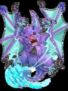 Frigid Bat transparent
