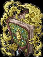 Wizard Book (Lightning) transparent