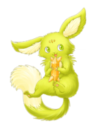 Elite Thunder Rabbit transparent