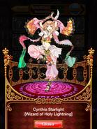 Cynthia Starlight (Wizard of Holy Lightning) 3d